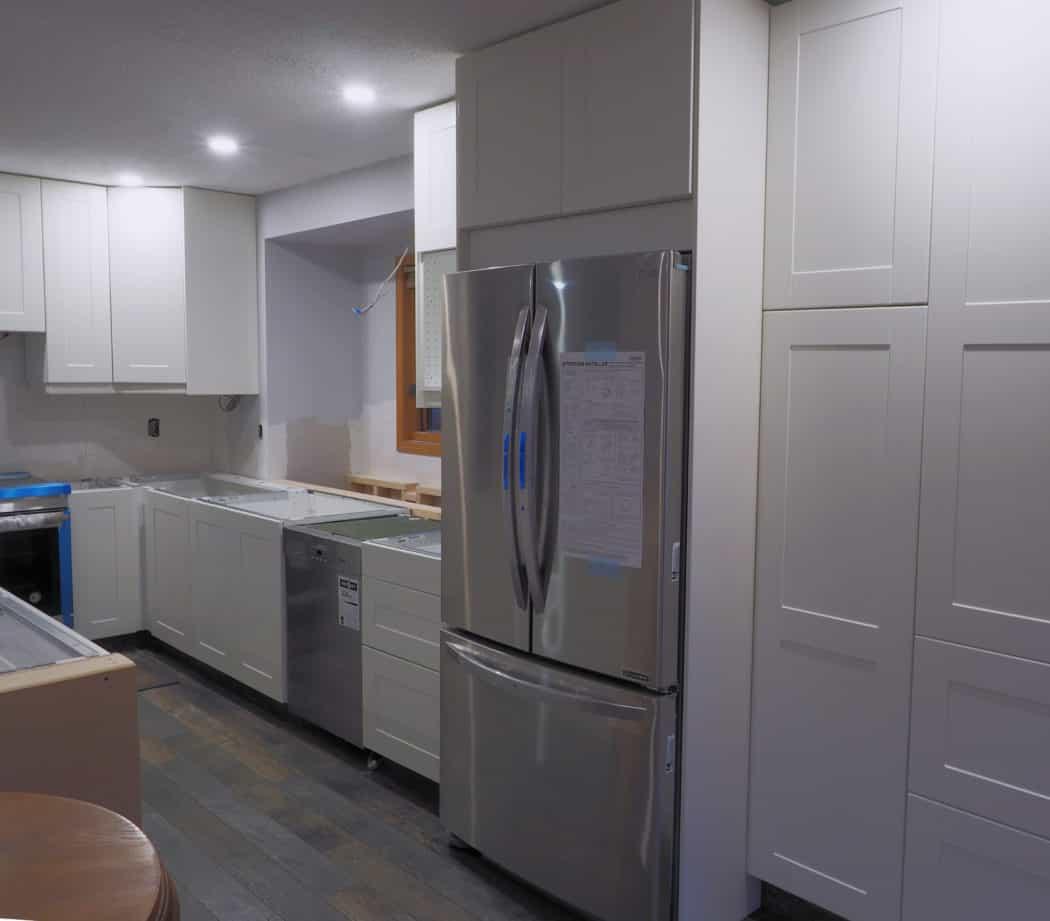 Ikea Kitchen Cabinet Installation Video: Kitchen Update- IKEA Cabinet Installation (Chapter #2