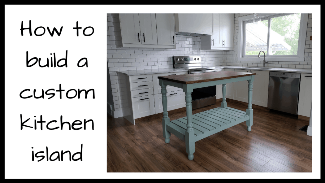 Diy Butcher Block Island Your Complete Guide The Homestud