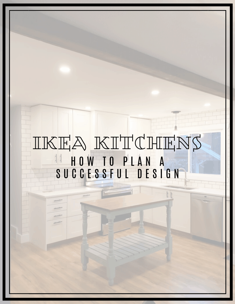 Ikea Kitchens How To Plan A Successful Kitchen Layout The Homestud