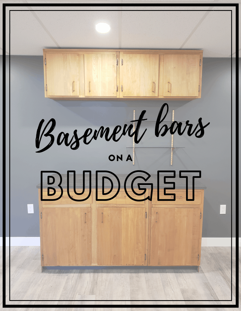 Picture of: Basement Bar Ideas On A Budget The Homestud
