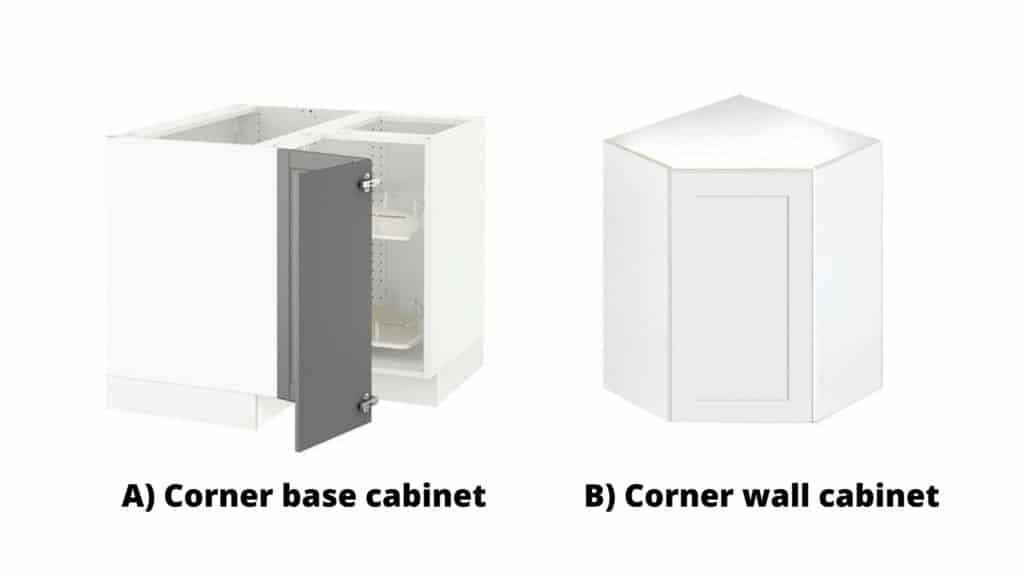 What Is A Blind Corner Cabinet The Homestud