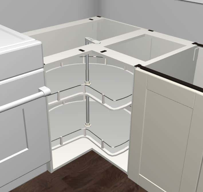 What Is A Blind Corner Cabinet The